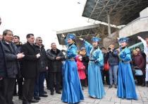 Калмыцкий «Цаган сар» отпраздновали и на Астраханской земле