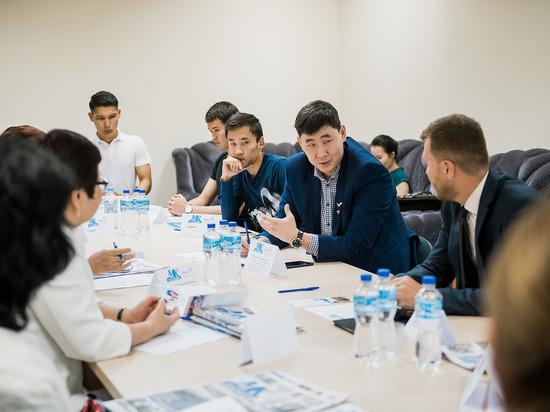 В Элисте прошел круглый стол на тему о высшем образовании для школьников Калмыкии