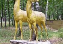 Жители Балашихи объявили в соцсетях сбор денег на оленьи рога